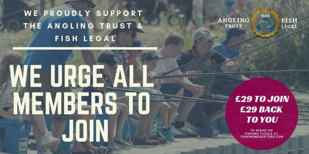 Angling Trust | Fish legal